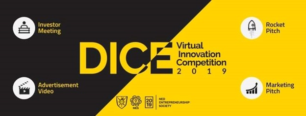 NED-DICE Intra-university Virtual Innovation Competition July 9 & 10, 2019