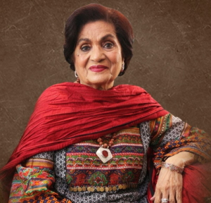 "Haseena Moin Receives ""The Storyteller of Pakistan"" – Lifetime Achievement Award"