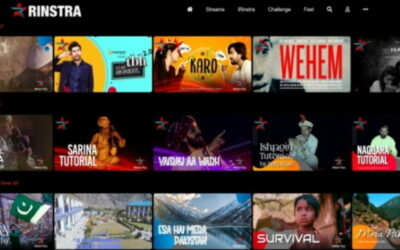 Storytellers platform, RINSTRA to be launched in December